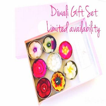 ⭐️ Diwali 30 October ⭐️ With just 1 weeks-to go, we have a selection of handmade Diwali car