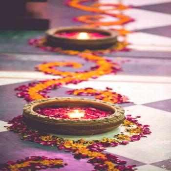 Check out our latest Diwali diy decoration ideas. Know more about Diwali decorations at home entran