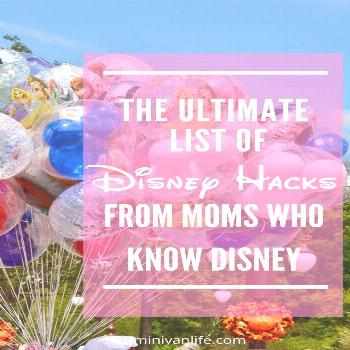 Disney World Tips from Moms Who Know Disney ~ That Minivan Life Is there a trip to Walt Disney Worl