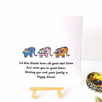 ⭐️Diwali 30 October⭐️ Our collection of Diwali cards are now available.