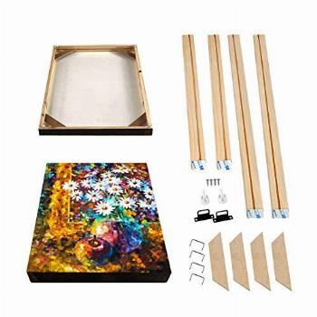 Wood Art Stretcher Bars Painting Canvas Wooden Frame for